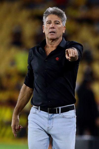 Renato Gaúcho, a la final de la Libertadores con tres equipos diferentes