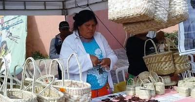 La Nación / Inauguran en Benjamín Aceval la Casa de las Artesanas del pueblo Qom