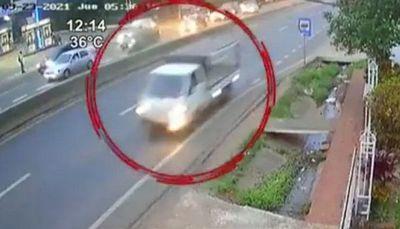Conductor que ocasionó fatal accidente en Capiatá fue localizado e imputado por la Fiscalía