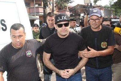 """Ratifican prisión de """"Cucho"""" Cabaña y seguirá en Emboscada"""
