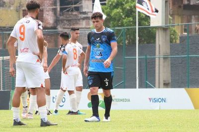 Sorpresa: Atyrá FC perdió contra el descendido General Díaz