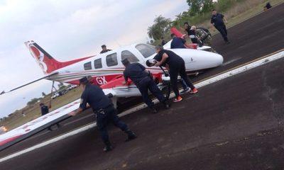 "(Video). Zuni Castiñeira sufre accidente aéreo. Minutos antes grabó video: ""rumbo al finde"""