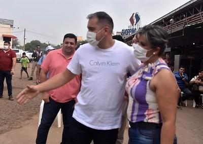 Concejales LIBERALES RASTREROS oficializan apoyo a Miguel Prieto