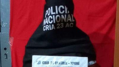 Recapturan a presunto miembro del PCC, fugado de la cárcel de Pedro Juan Caballero
