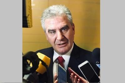 Bacchetta pide reestructurar el Ministerio del Interior y la Policía ante la inseguridad en el país