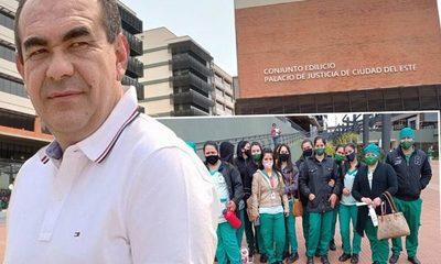 Empresa de Elio Cabral es excluida de la licitación para limpieza del Poder Judicial – Diario TNPRESS