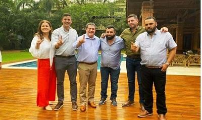 """El """"Tigre"""" Ramírez anunció que pasa a integrar el movimiento Honor Colorado"""