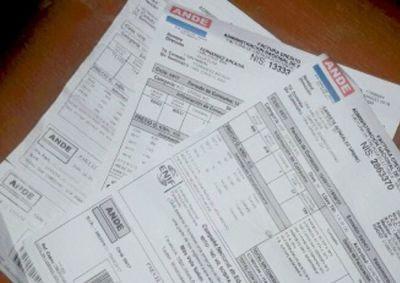 ANDE recuerda plan para usuarios con facturas vencidas