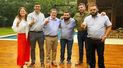 """El """"Tigre"""" Ramírez pasa a integrar el movimiento Honor Colorado"""