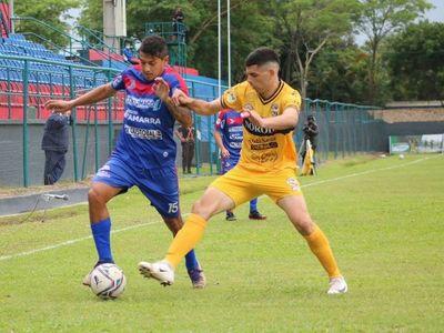Independiente CG empató y condicionó el ascenso a Primera