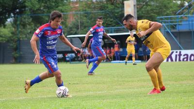 Resumen del partido Independiente CG 0-0 Sportivo Trinidense