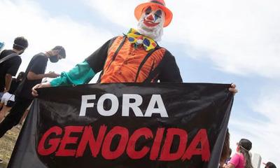 Brasil: Miles de personas protestan para pedir la destitución de Bolsonaro