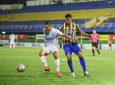 Media docena: Sol y Luqueño empataron a 3 goles