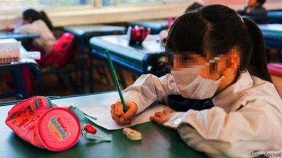 Antes de iniciar año lectivo 2022 vacunarán a los de 5 años y más