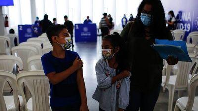 La Argentina vacunará a niños de3 a 11 años con la china Sinopharm