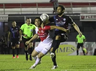 River Plate y Guaireña FC igualaron 1-1 en Los Jardines del Kelito