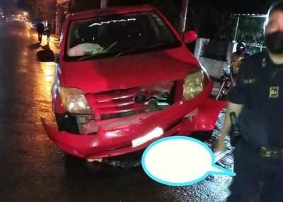 Un joven motociclista muere en accidente en Luque •