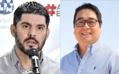 Nenecho y Nakayama se enfrentan hoy en el único debate televisivo antes de las elecciones
