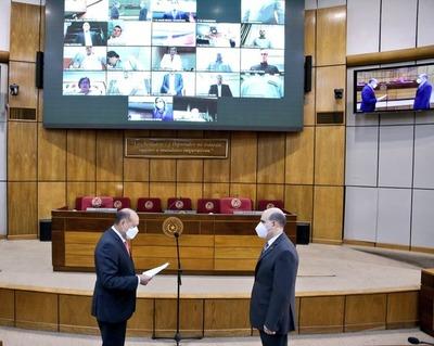 Se incorporará oficialmente al Consejo de la Magistratura