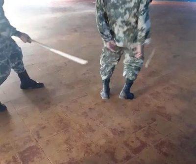 (VIDEO) Torturan a militares: Defensoría del pueblo recorrerá cuarteles del Chaco