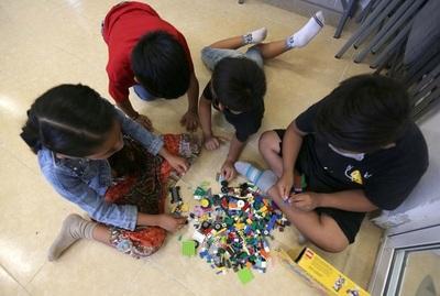Save The Children reactiva ludotecas infantiles en zonas turísticas de México