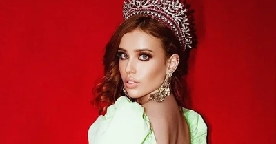 Joven paraguaya es la nueva reina mundial de turismo