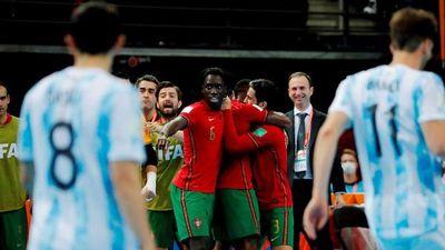 Portugal destrona a Argentina y se consagra campeona