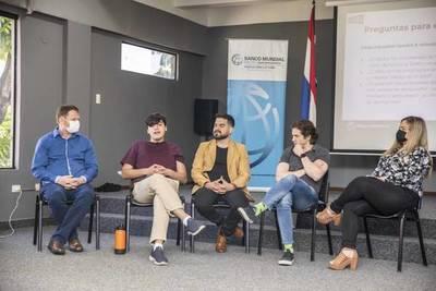 Jóvenes líderes construyen nuevas e innovadoras propuestas para mejorar el trabajo en Paraguay