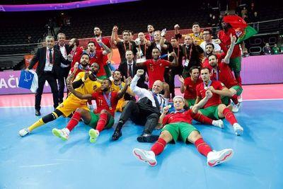 Portugal derroca a Argentina en el Mundial de Futsal FIFA