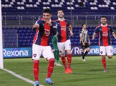 Cerro Porteño se asoma al líder del campeonato
