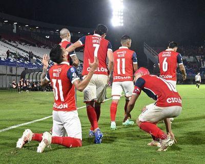 Semana de Copa Paraguay y Eliminatorias Sudamericanas