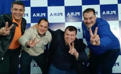 Airaldi asegura que sigue firme en su candidatura a la intendencia