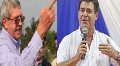 """Schupp a Cartes: """"Gran bandido, delincuente, payaso, solo igualado al 'Chapo' Guzmán y a Pablo Escobar"""""""
