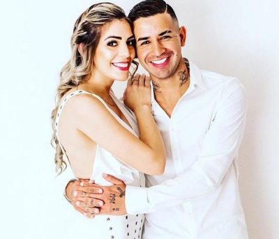 Esposa de Derlis González enojada con Berizzo por no convocarlo