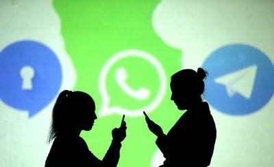WhatsApp caído: cómo abrir cuenta en Telegram y Signal