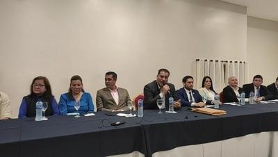 CDE: Airaldi ratifica su candidatura y afirma que no se aliará a la corrupción de Prieto