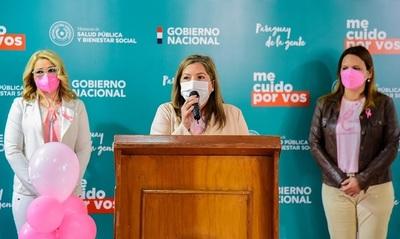 """Ministerio de Salud lanza campaña """"Octubre Rosa"""" de lucha contra el cáncer de mama"""