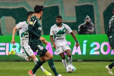 El Palmeiras de Gustavo Gómez se frena en el Brasileirāo