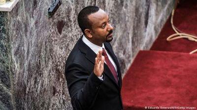 Abiy Ahmed es investido como primer ministro de Etiopía