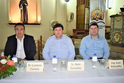 Tres candidatos pugnarán por la intendencia de Carapeguá
