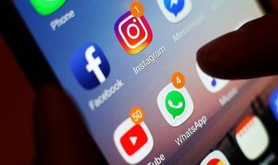 Facebook, WhatsApp e Instagram sufren cortes en todo el mundo