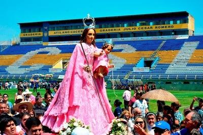 Municipio declara asueto en Luque por el Día de la Virgen •