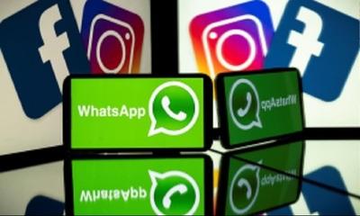 Facebook, Instagram, WhatsApp y Messenger empiezan a funcionar
