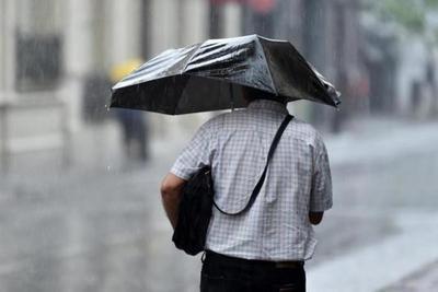 Comienza un INVIERNO lluvioso, y con temperaturas altas para la estación