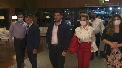"""Adhesiones a G. 5 millones, en cena de recaudación """"pro Nenecho"""""""