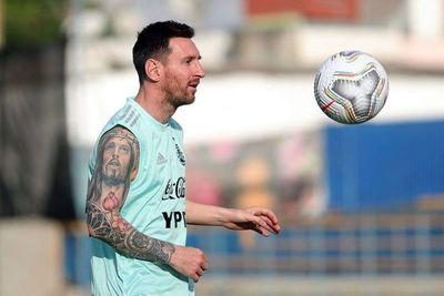 Eliminatorias: Argentina apunta a Paraguay