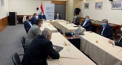 Gobernador participa en importante reunión con el Ministro de Hacienda