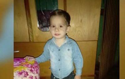 Vivienda de donde desapareció niño de 2 años está a medio metro del arroyo Acaraymí – Diario TNPRESS