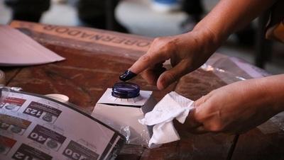 TSJE aclaró que no habrá sanciones a quienes no voten el día de las elecciones