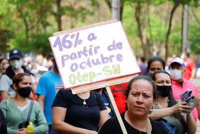 1,6 millones estudiantes se verán afectados por huelga de docentes